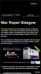 Mobile Preview of macrepairglasgow.co.uk